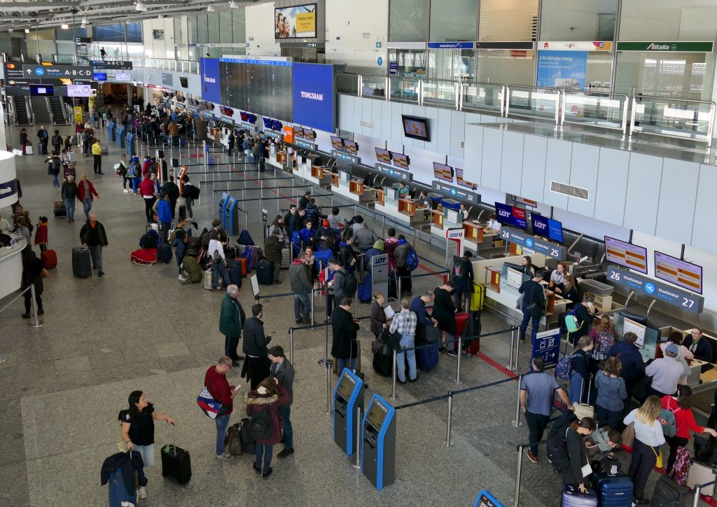 Traffic at Budapest Airport Growing Fast post's picture