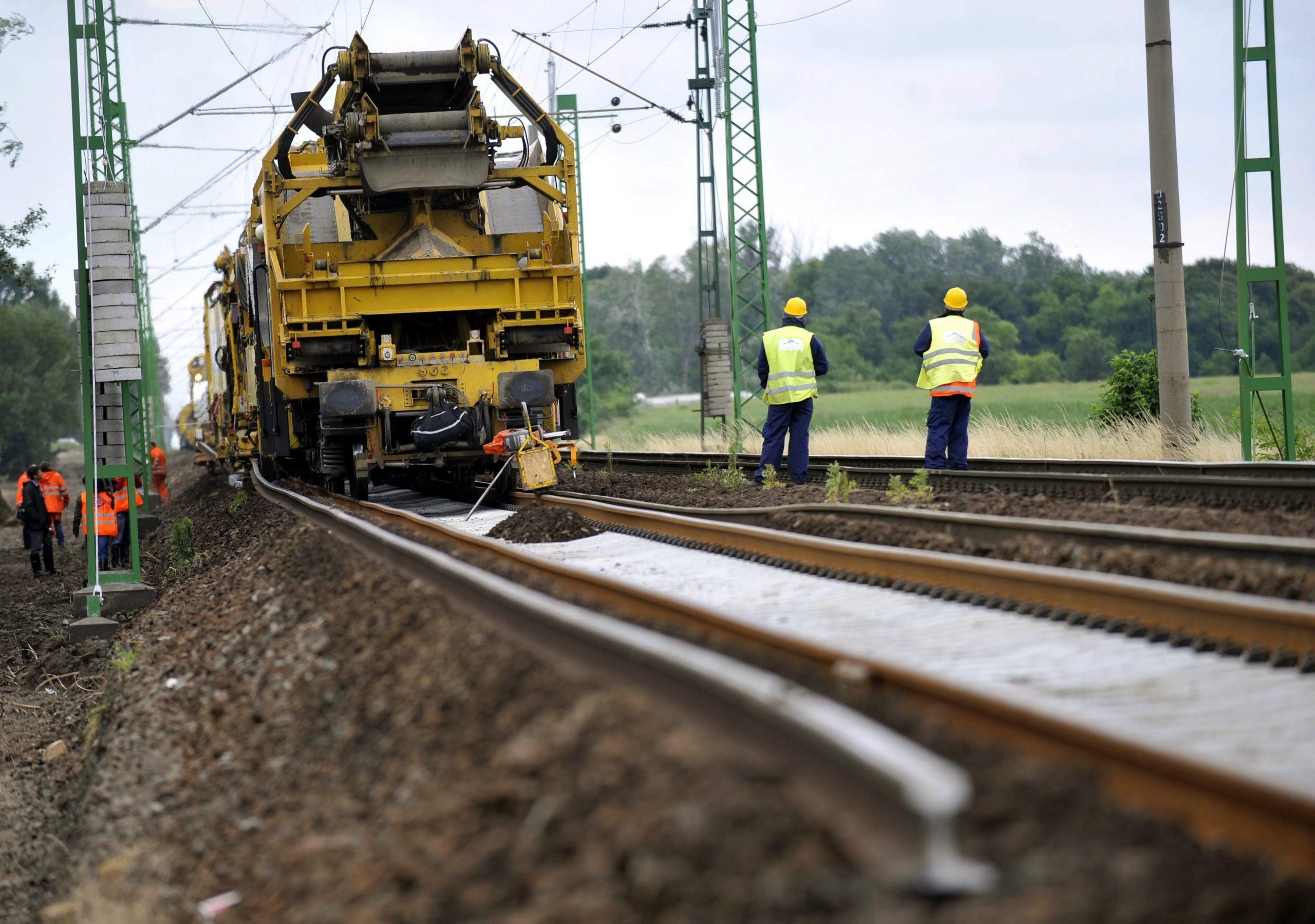 Budapest-Belgrade Rail-line Upgrade Gets Under Way
