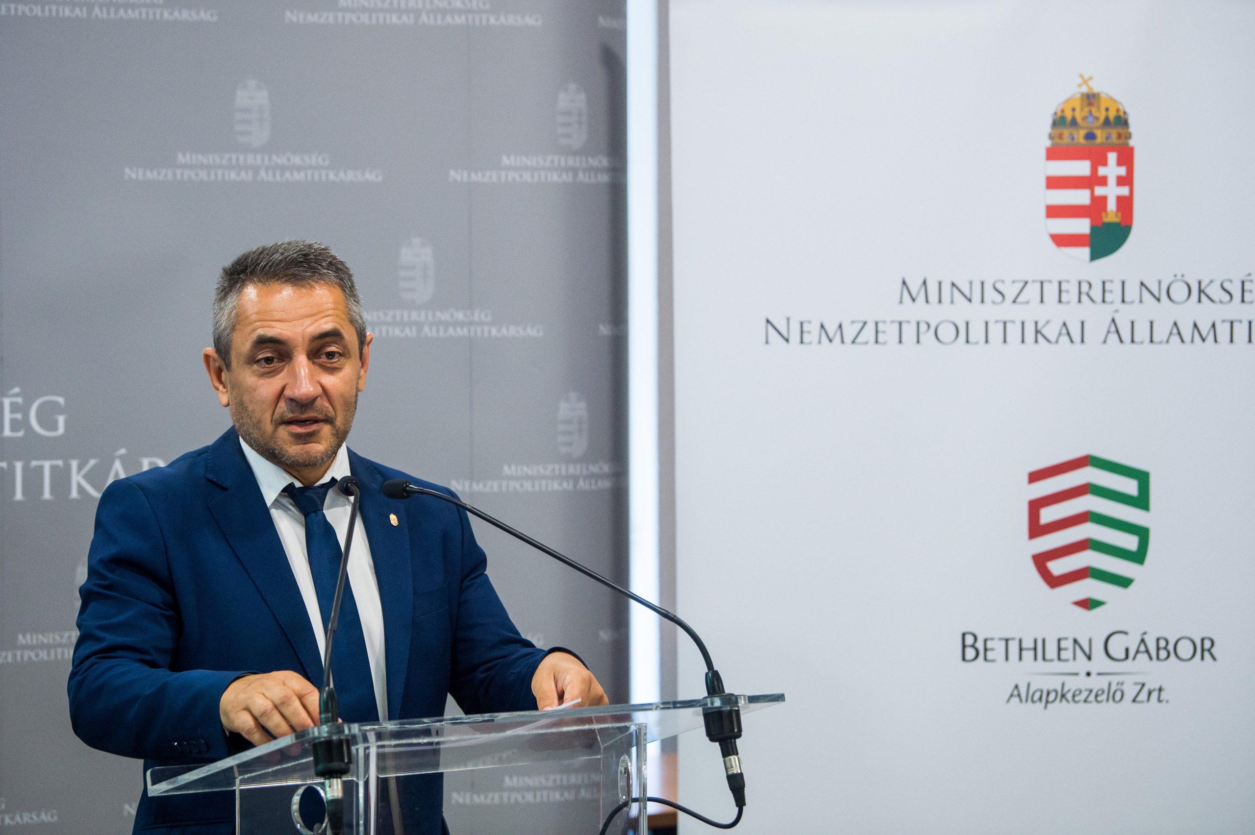 Potápi: Forte représentation de la garantie d'intérêt pour la survie des Hongrois ethniques en Transcarpatie