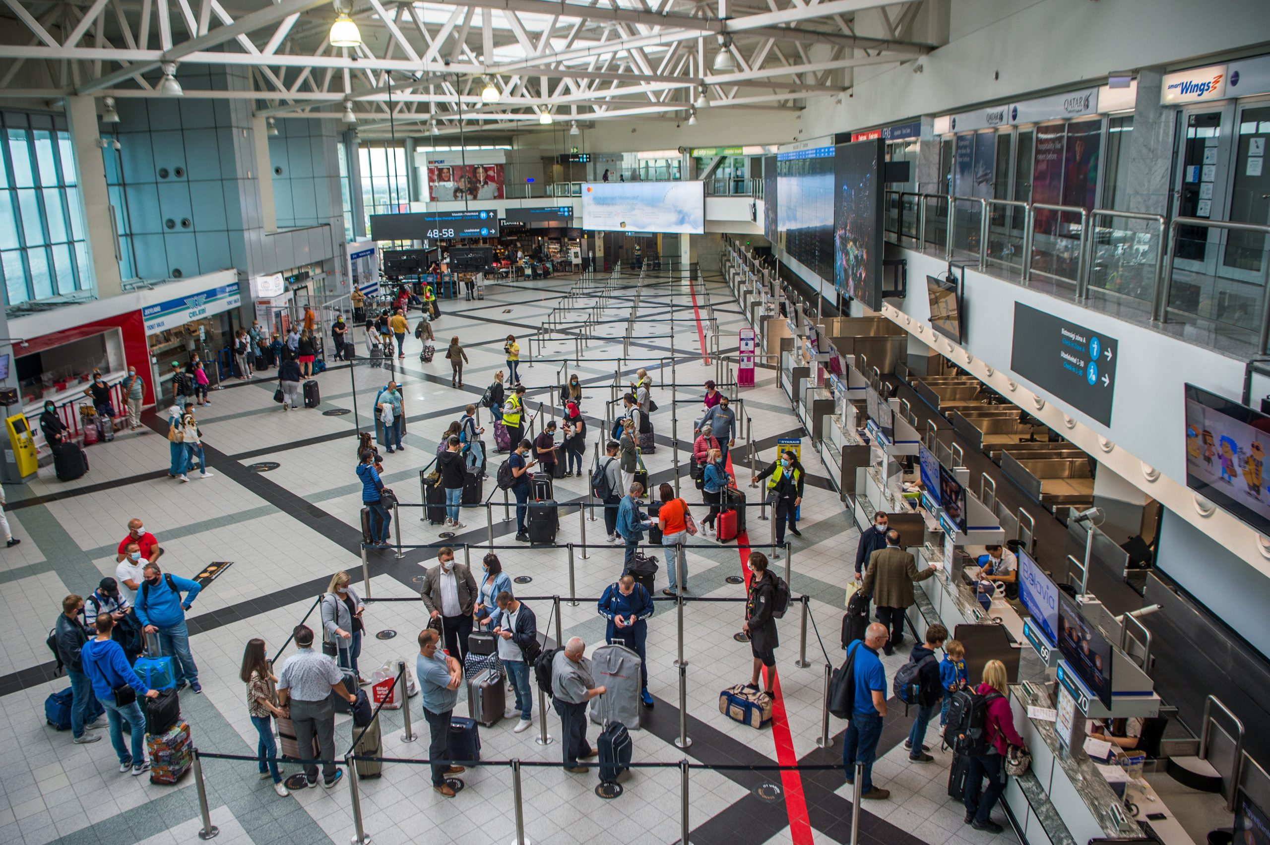 Budapest Airport: Passenger Numbers on the Rise