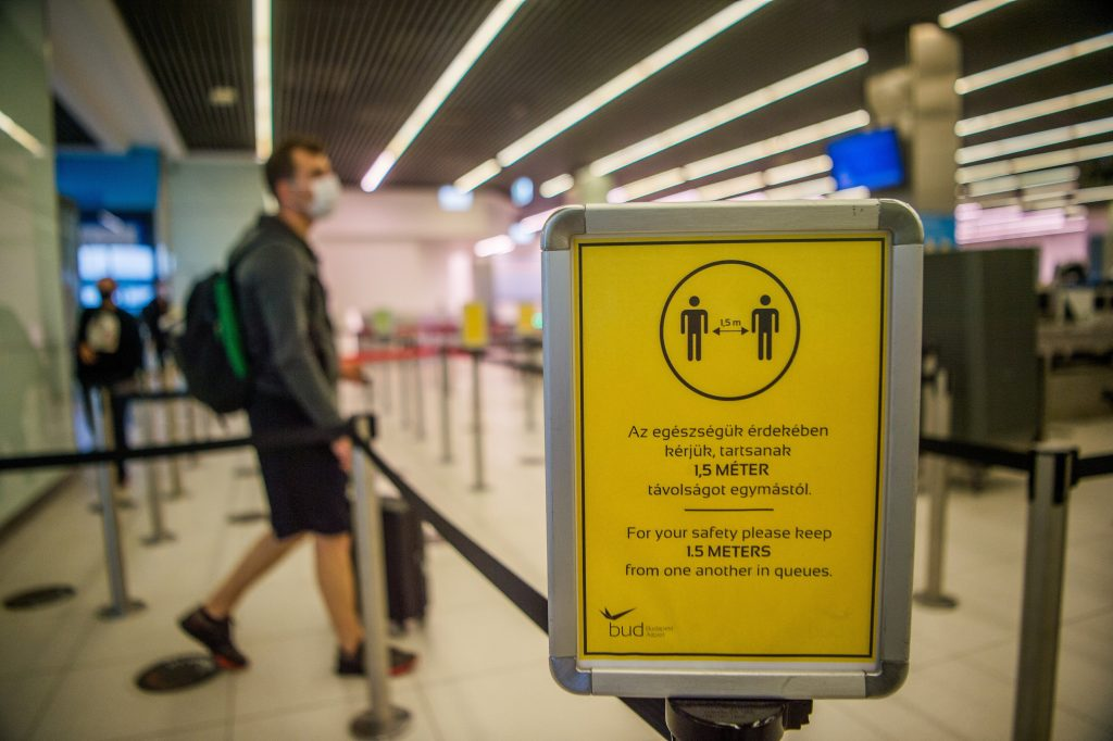 Budapest Airport Expects Passenger Numbers to Fall to 3,000 Daily post's picture