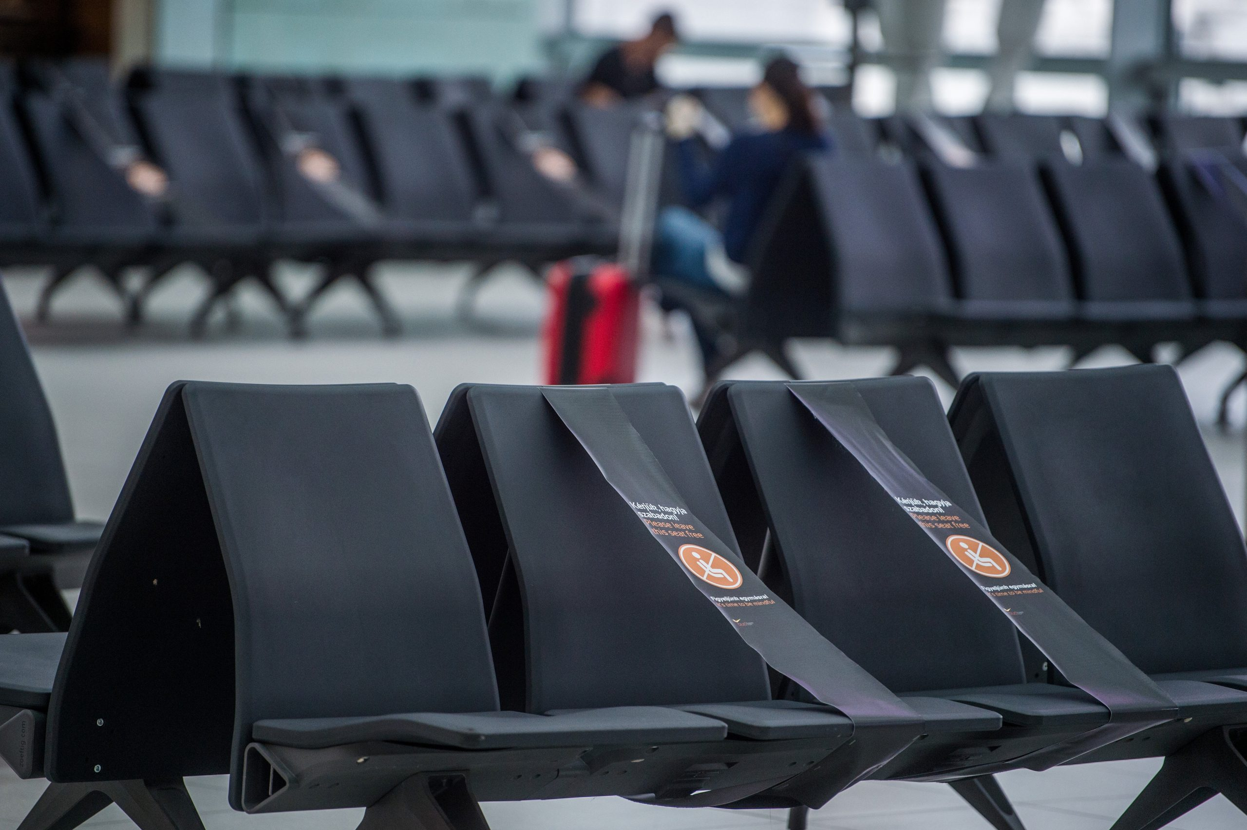 Budapest Airport Projects 80-90% Decline in Passenger Numbers in Autumn, Winter post's picture