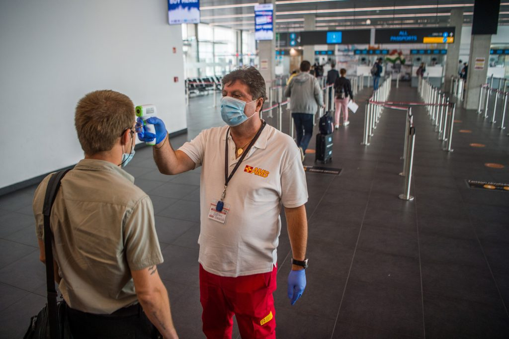 Coronavirus Testing Center to Open at Budapest Airport? post's picture