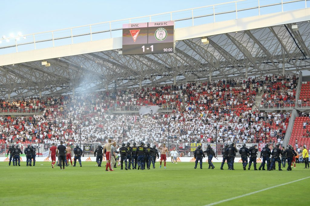 Debrecen Football Team Taken Over by City Council After Relegation post's picture