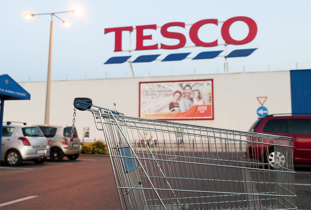 700 Workers May Be Affected by Layoff at Tesco Hungary post's picture