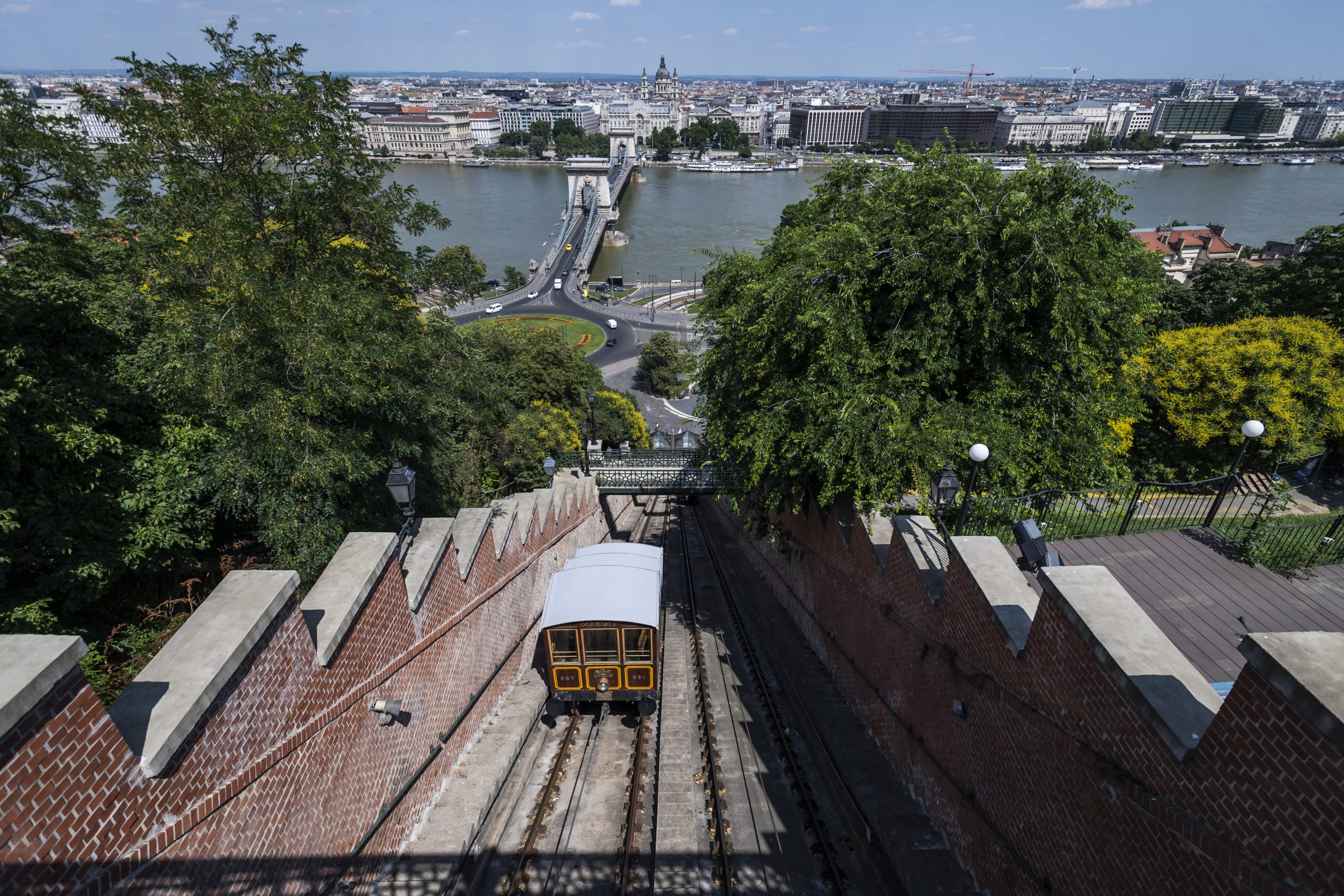 Spectacular Buda Castle Hill Funicular Reopens post's picture