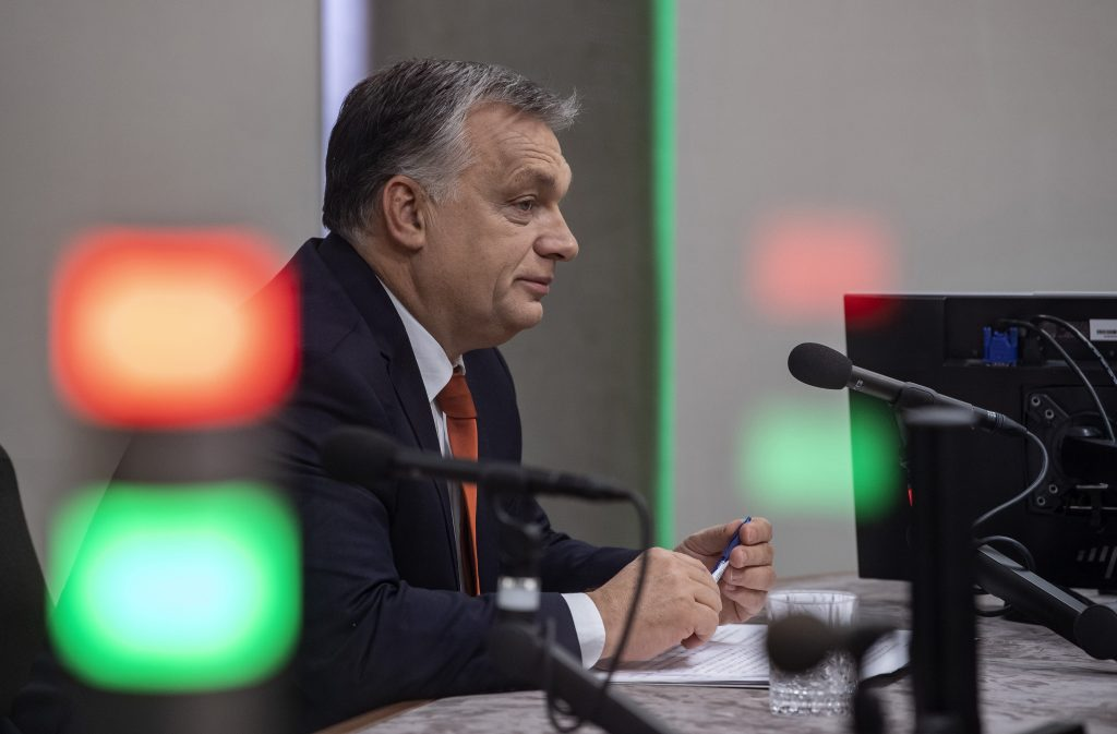 Coronavirus – Orbán: No Plans to Change Current Restrictions post's picture