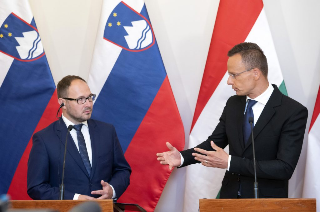 Szijjártó: Boosting Central Europe Competitiveness Requires Intensifying Connections post's picture