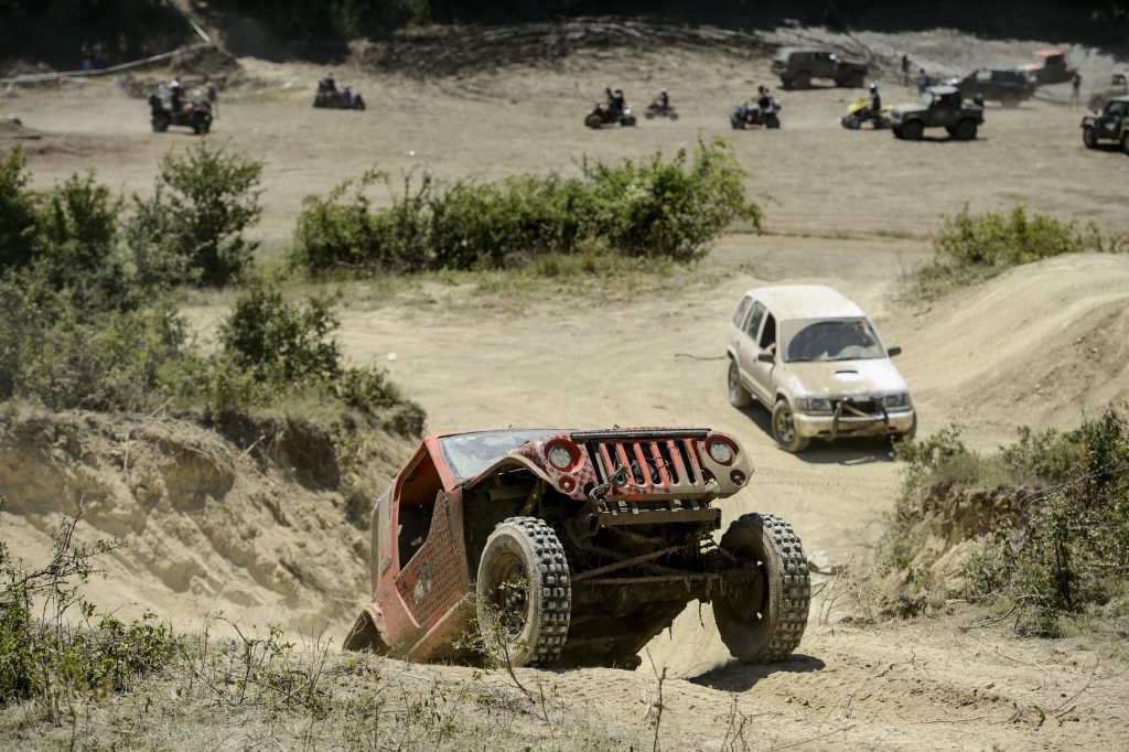 It was Swampy! Wallow Extreme Festival Held for 3rd Time