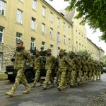 Hundreds Join Army Reserve Scheme