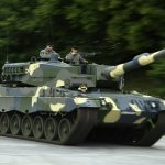 Hungary Takes Delivery of Leopard Battle Tanks