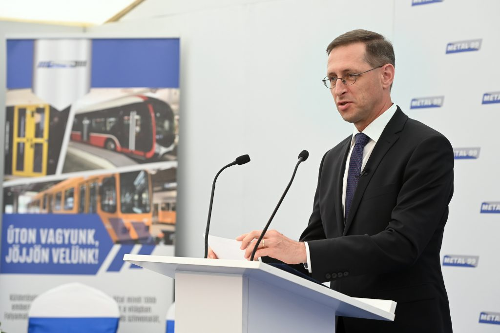 Finance Minister: Keeping Hungarian Economy up and Running Top Priority post's picture