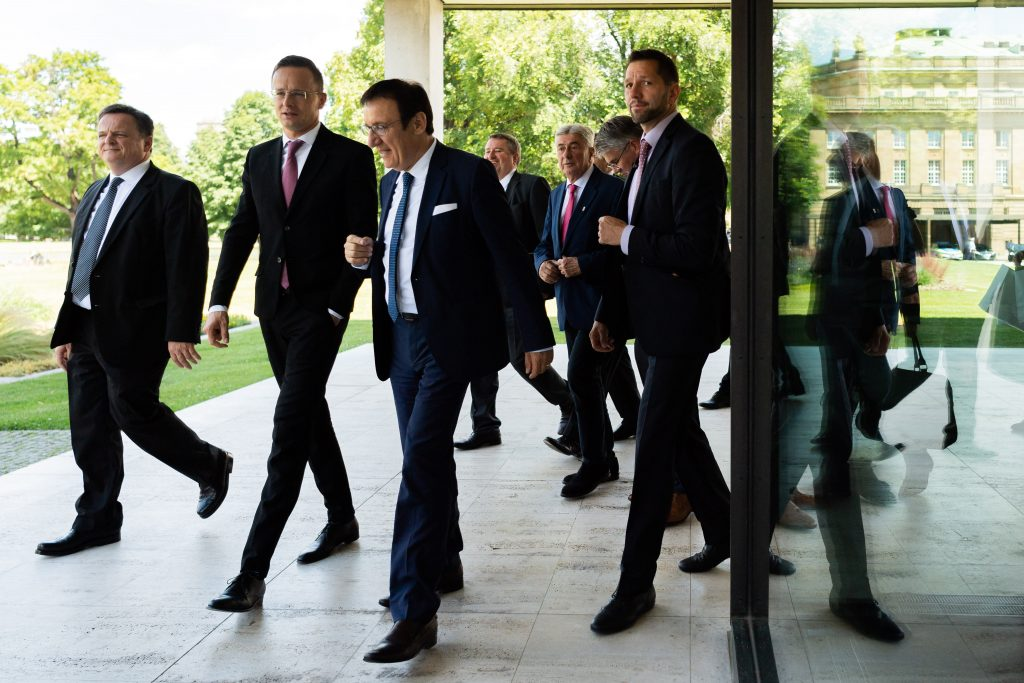 Szijjártó: Hungary to Enter 'Capacity Restructuring Competition' post's picture
