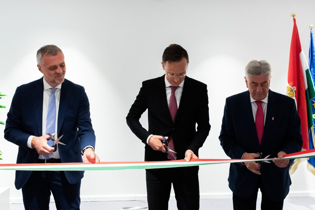 Hungarian Cultural Institute in Stuttgart Opened post's picture