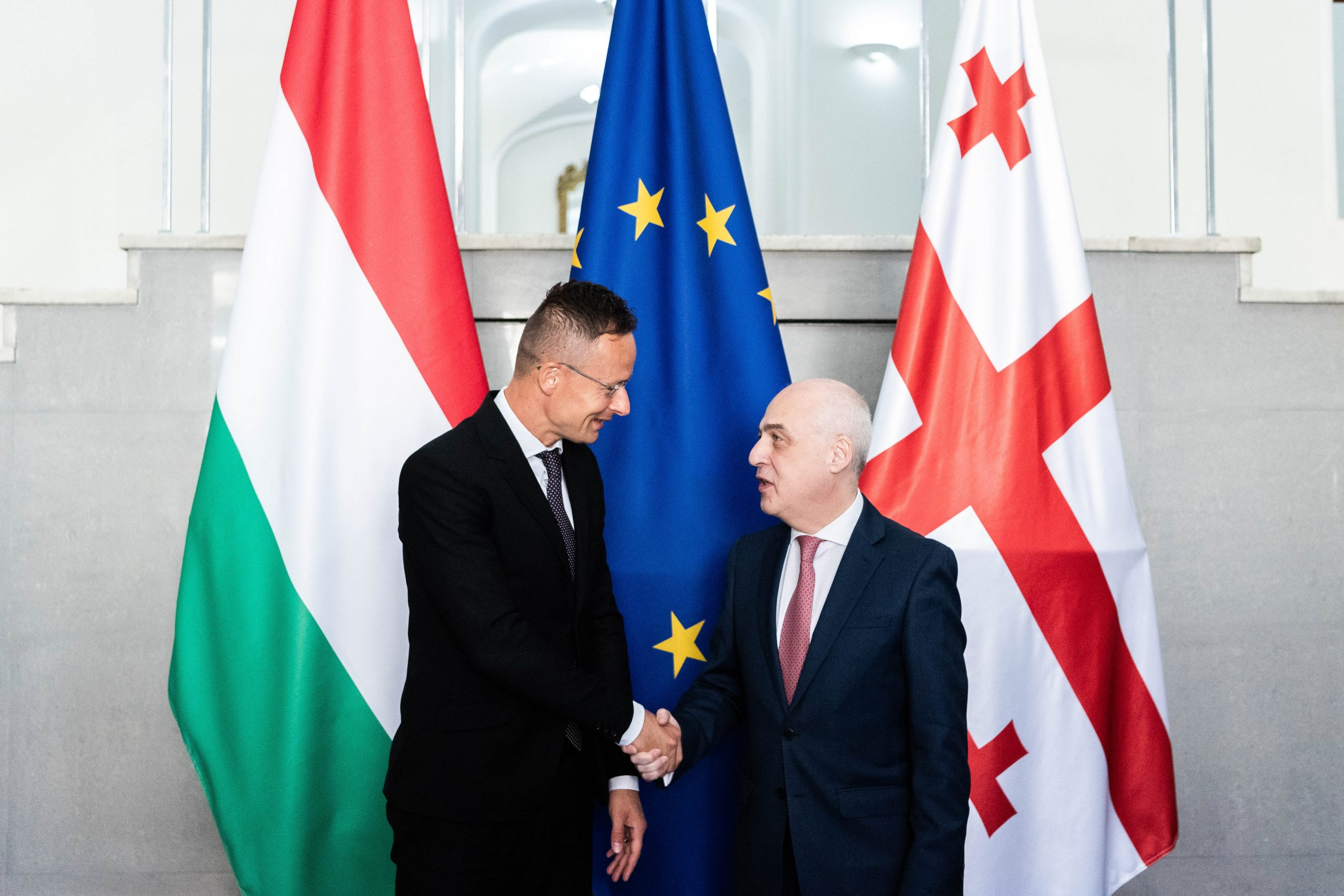 Eastern Partnership Among EU's Most Important Policies, says Foreign Minister Szijjártó post's picture