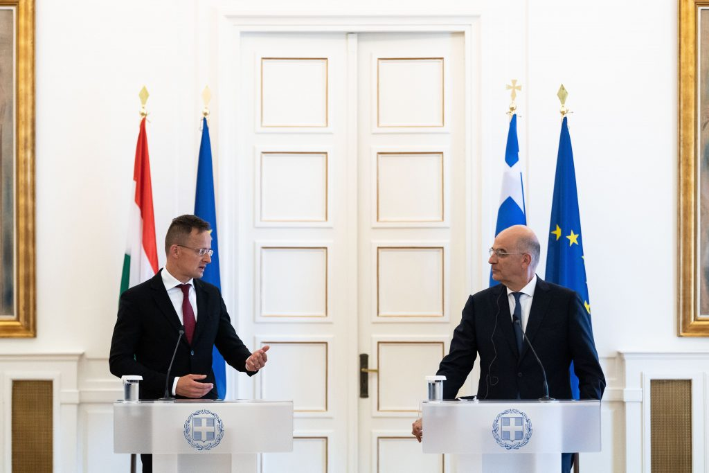Szijjártó: EU Must Prepare for New Migration Waves, Beef up Border Protection post's picture