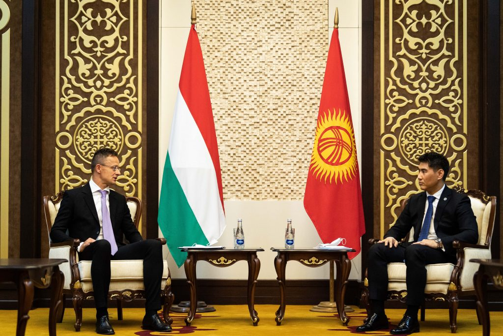 Hungary Delivers Ventilators to Kyrgyzstan post's picture