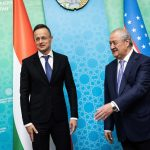 Szijjártó: Political and Economic Cooperation between Hungary and Uzbekistan 'at All-Time High'