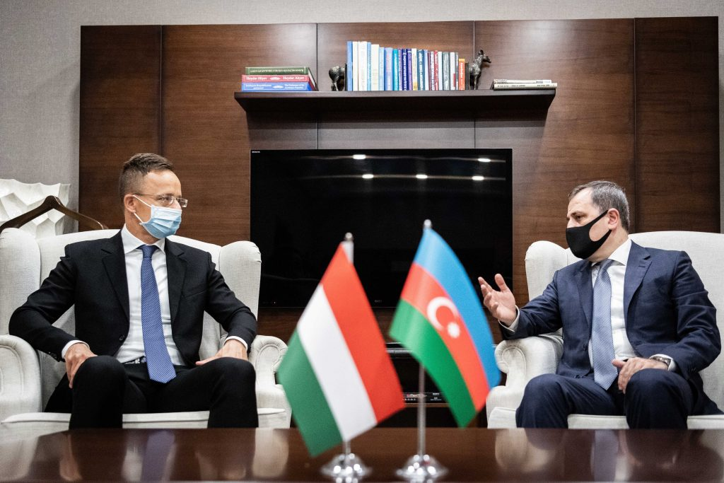 Szijjártó: Azerbaijan Key to Hungary's Secure Energy Supply post's picture
