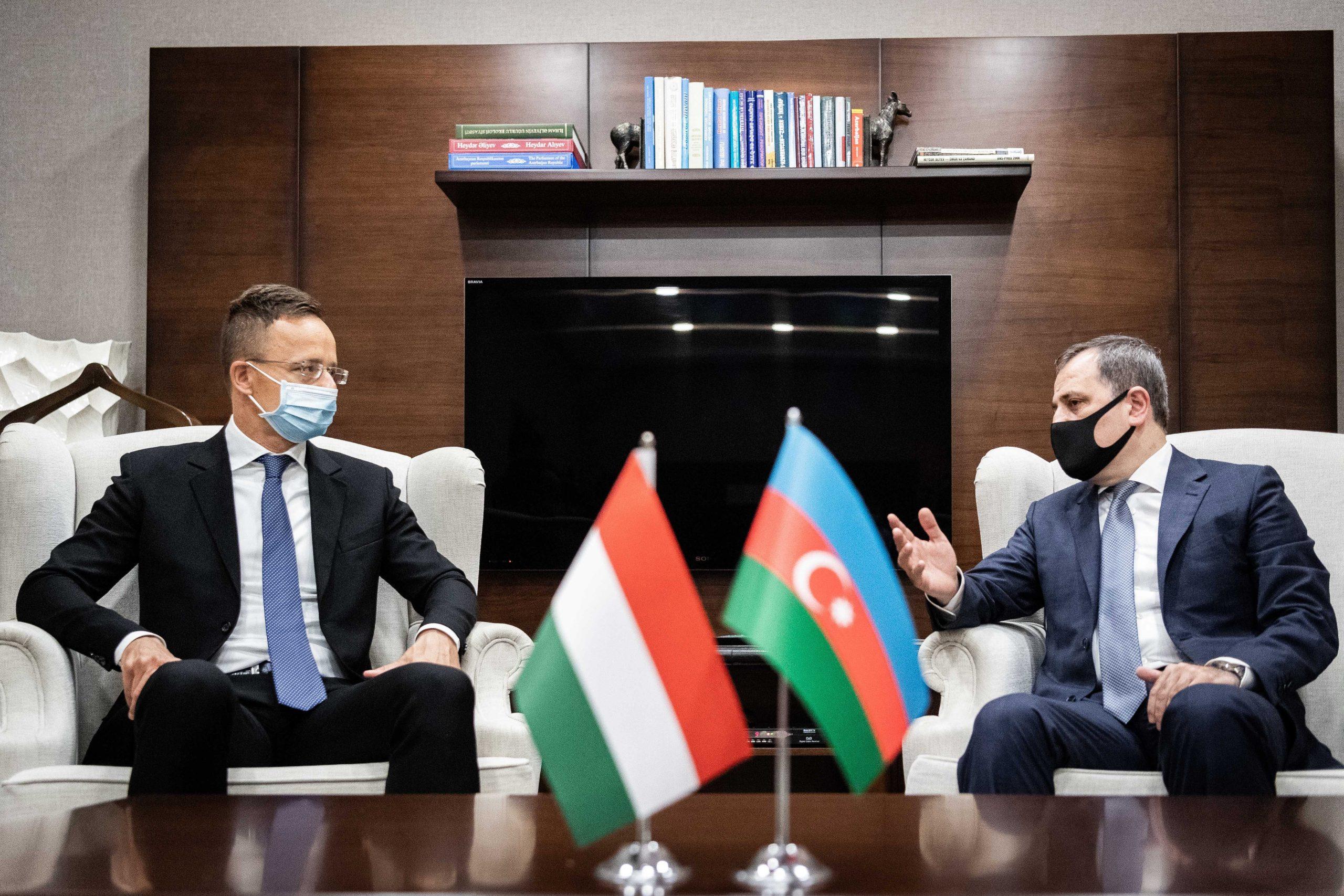 Szijjártó: Azerbaijan Key to Hungary's Secure Energy Supply
