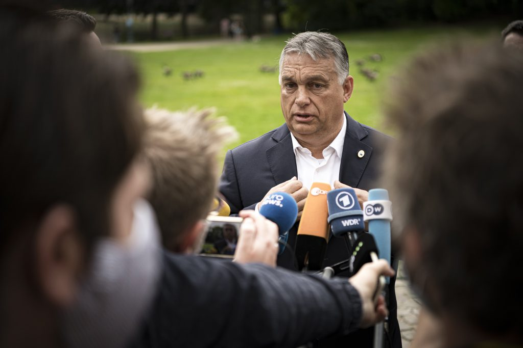 Orbán: EU Govt's Can Make Separate Deal on Rescue Package if Rule of Law Debate Gets in the Way post's picture