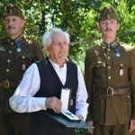 Mihály Bartha, 96-year Old Úzvölgye Veteran Decorated with Hungarian Order of Merit