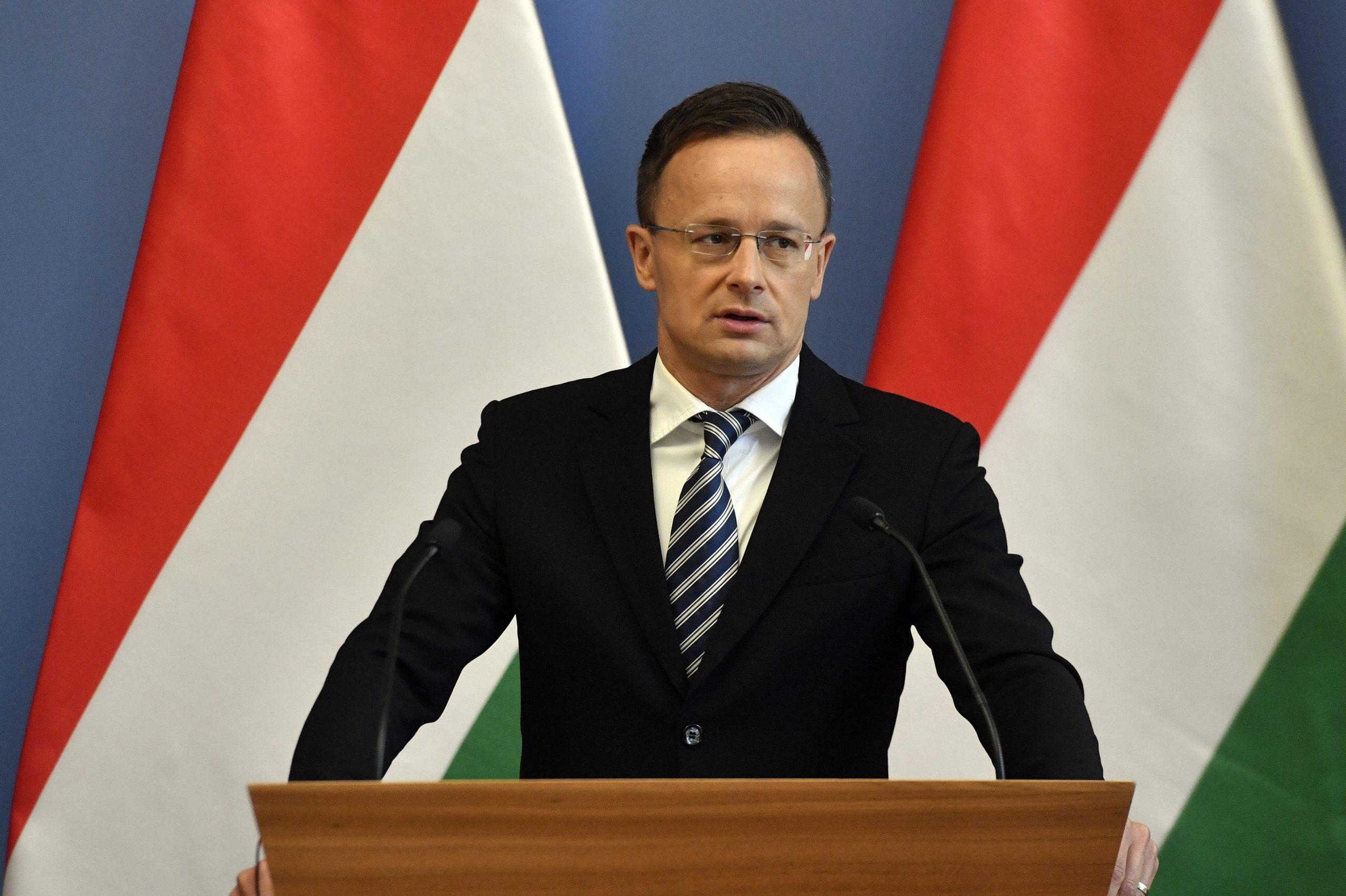 Szijjártó: Hungary Foreign Policy