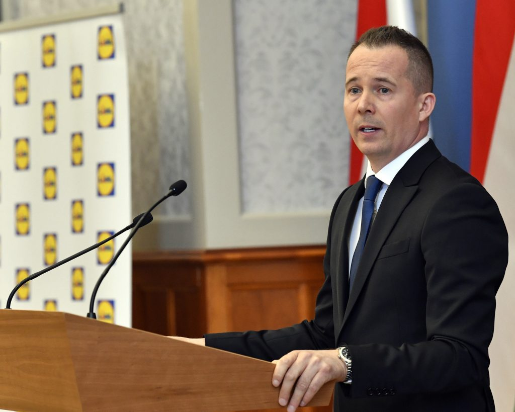 Lidl to Build New Logistics Hub in Hungary post's picture