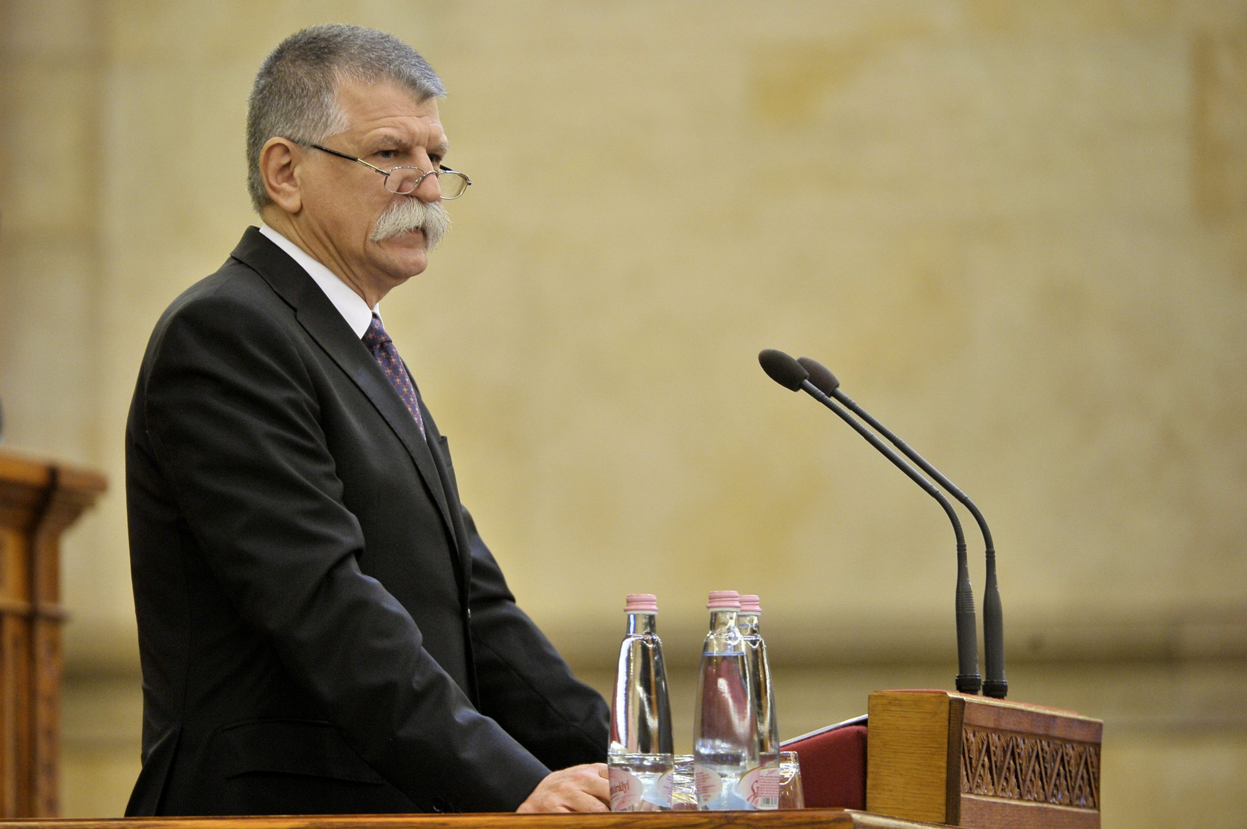 House Speaker: Hungarian State was Established in a Buffer Zone Similar to Today's post's picture