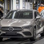 Mercedes Ends Shutdown Caused by Supply-chain Woes in Hungary