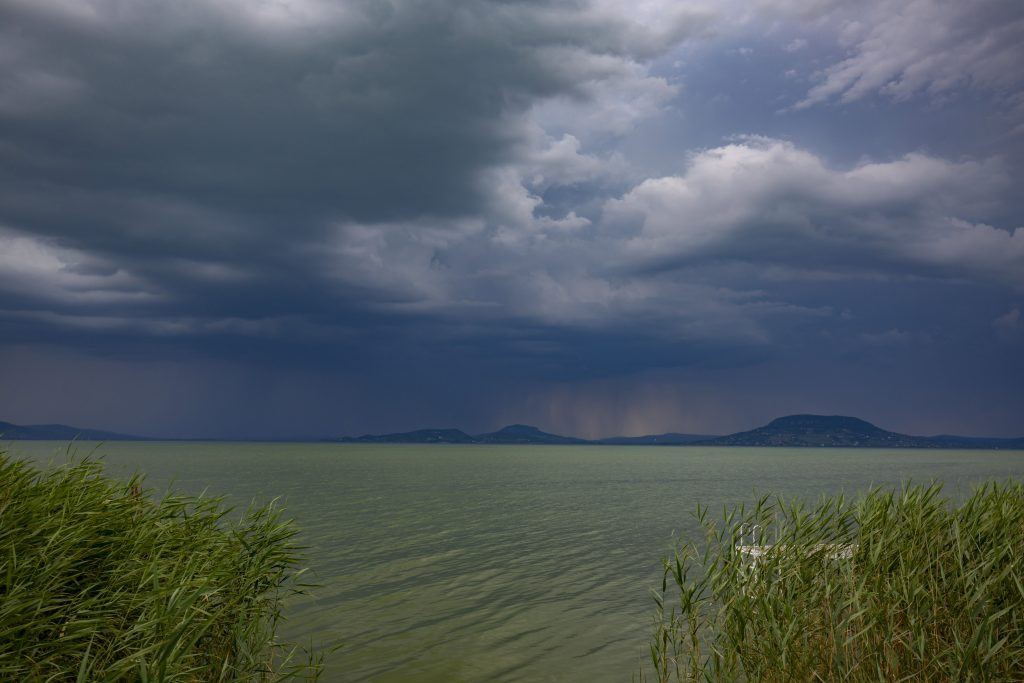 Cyanobacteria Spread at Lake Balaton post's picture