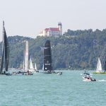 48-hour Blue Ribbon Regatta Winner Completes Journey in 18 Hours in Windless Race