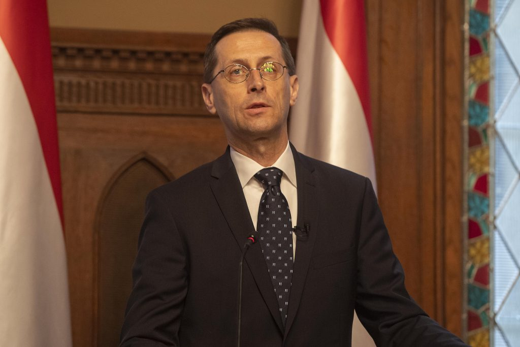 Fin Min Varga: Hungary's Credit Rating 'Unique Recognition' in EU post's picture
