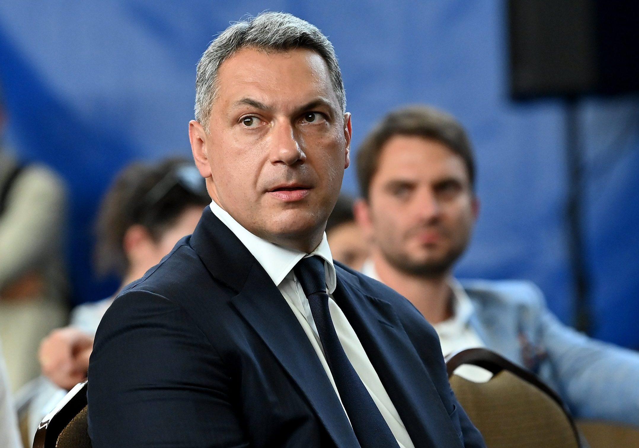 Former PMO Head János Lázár Elected as Tennis Association President post's picture