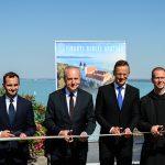 Szijjártó Attends Tihany Benedictine Museum Inauguration