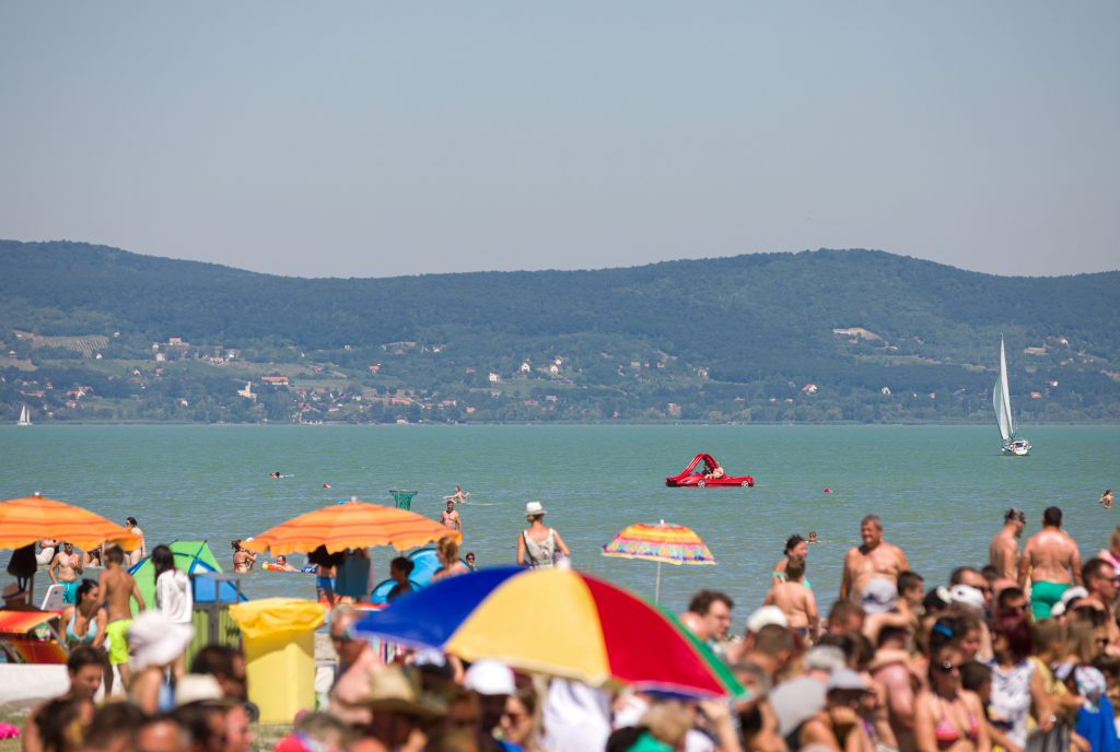 Full House at Lake Balaton, Domestic Tourism on the Rise due to Pandemic post's picture