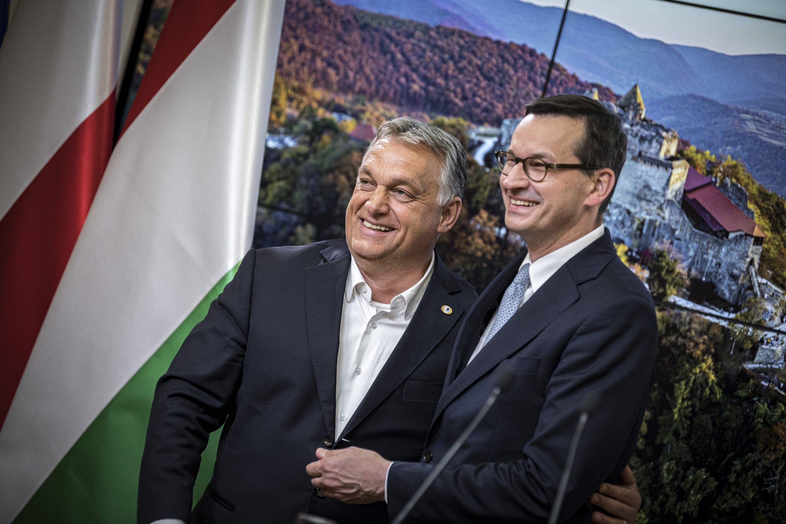 Polish Prime Minister Praises Polish-Hungarian Cooperation post's picture