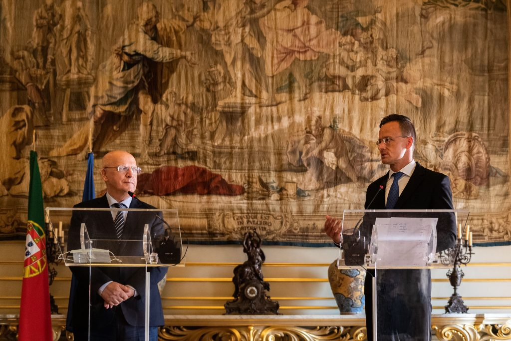 Szijjártó: Hungary, Portugal Could Work Together Towards EU Africa Strategy post's picture