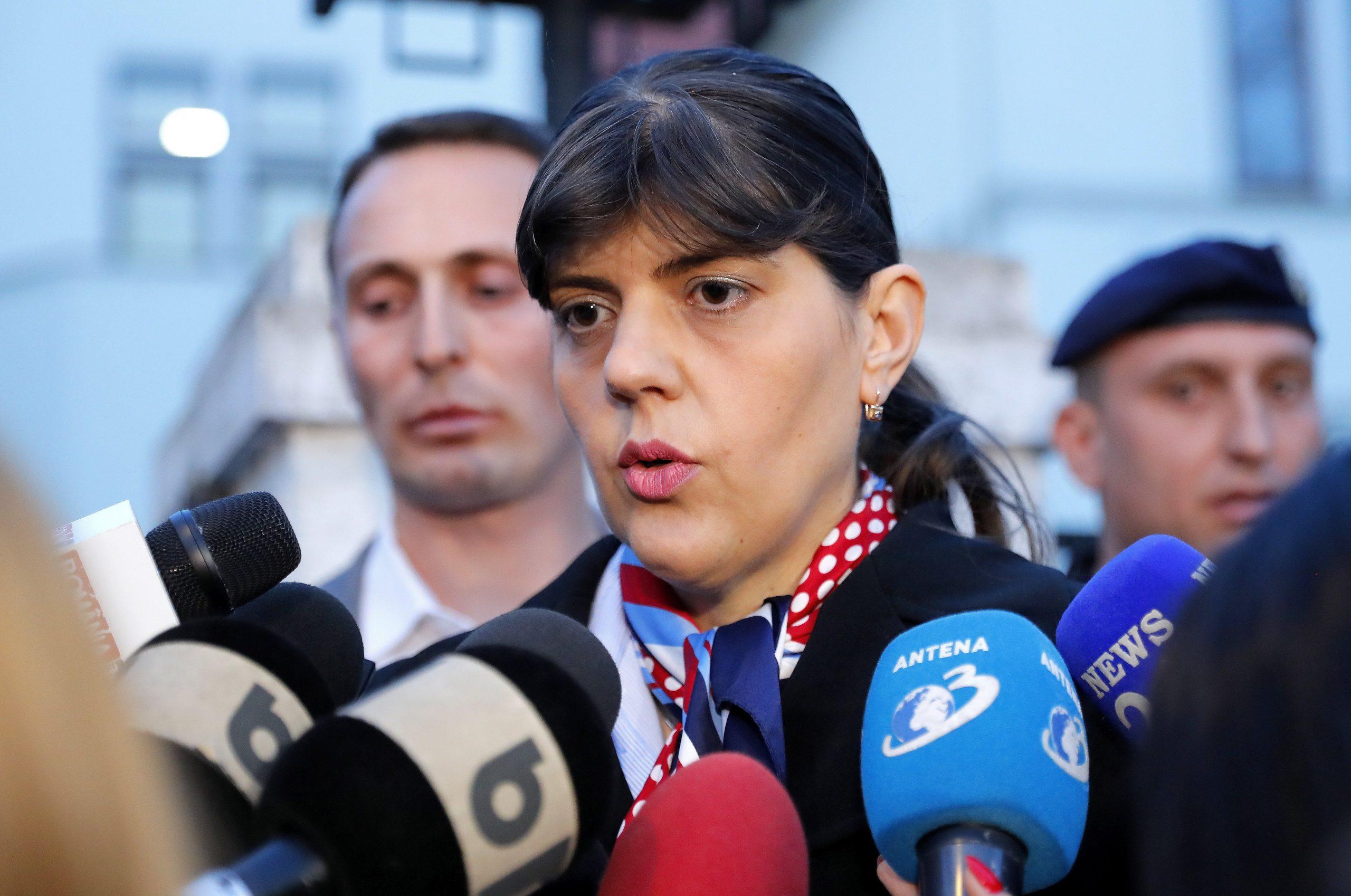 Codruța Kövesi: EPPO Will Also Investigate Hungarian Cases post's picture