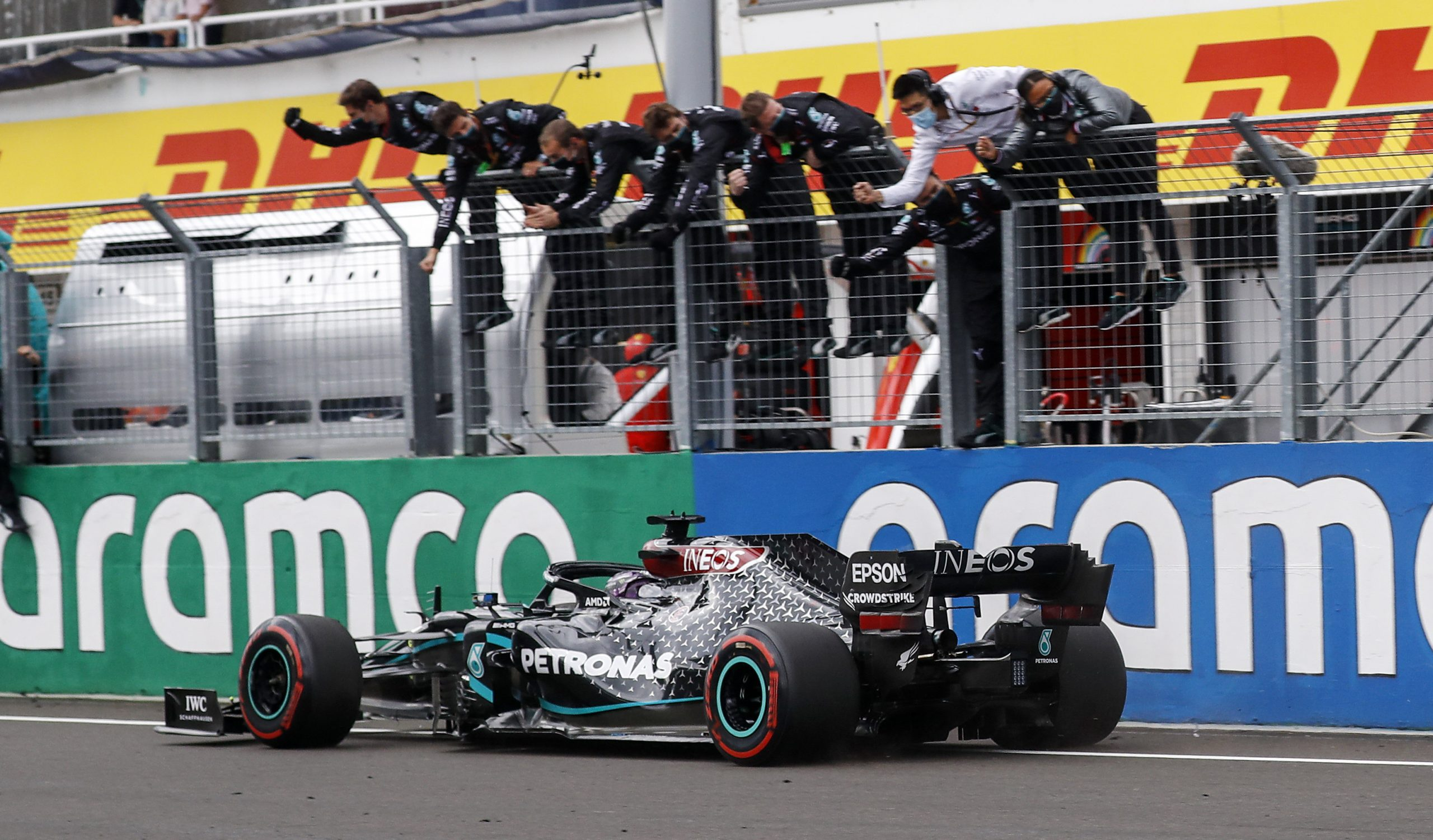 Hamilton Takes Victory in Formula One Hungarian Grand Prix post's picture