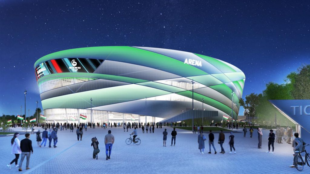 Ferencváros Will Own 'National Handball Super-arena' Built by Hungarian State post's picture