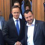 FM Szijjártó: Europe 'Should Be Grateful' to Salvini