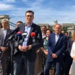 Karácsony and Other Mayors Protest Budget Cuts