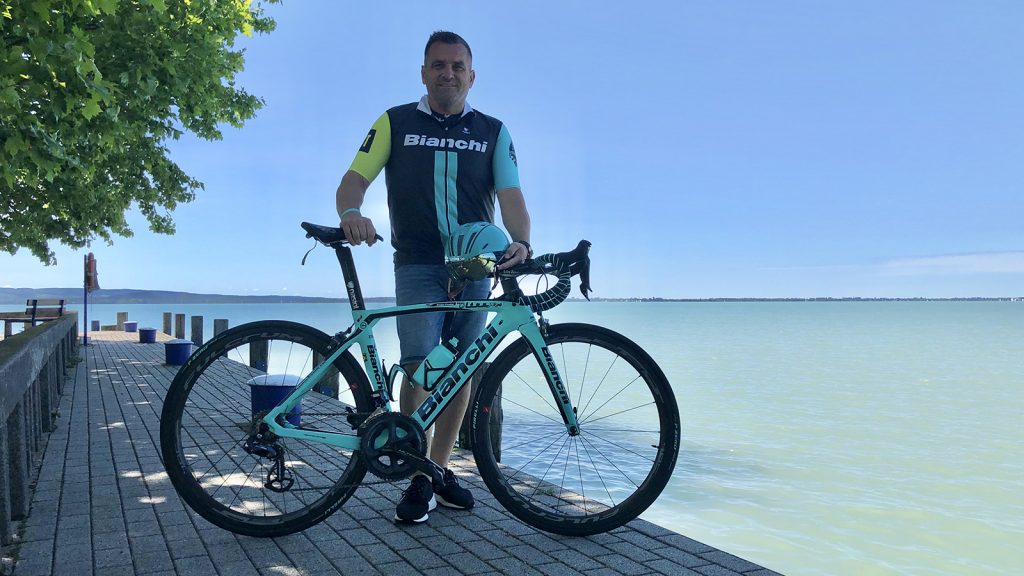 Iron Bike: Extreme Cycling Tour to Start in Hungary on Monday for a Good Cause post's picture