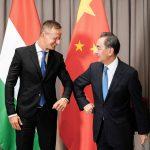 Szijjártó: China and Hungary Work to Restart Economic Cooperation