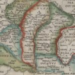 Countless Historical Maps Made Available Online by National Széchényi Library