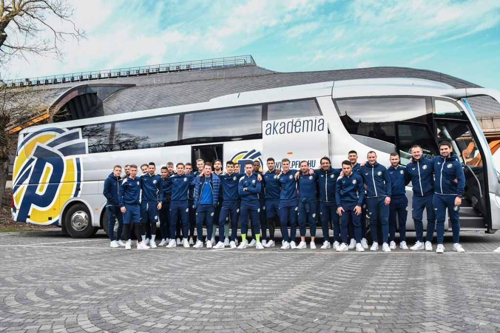 Hit by Coronavirus Infections, Puskás Academy Eager to Play EL Qualifier for First Time in Their History post's picture