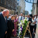 Roma Holocaust Memorial Day Marked in Budapest