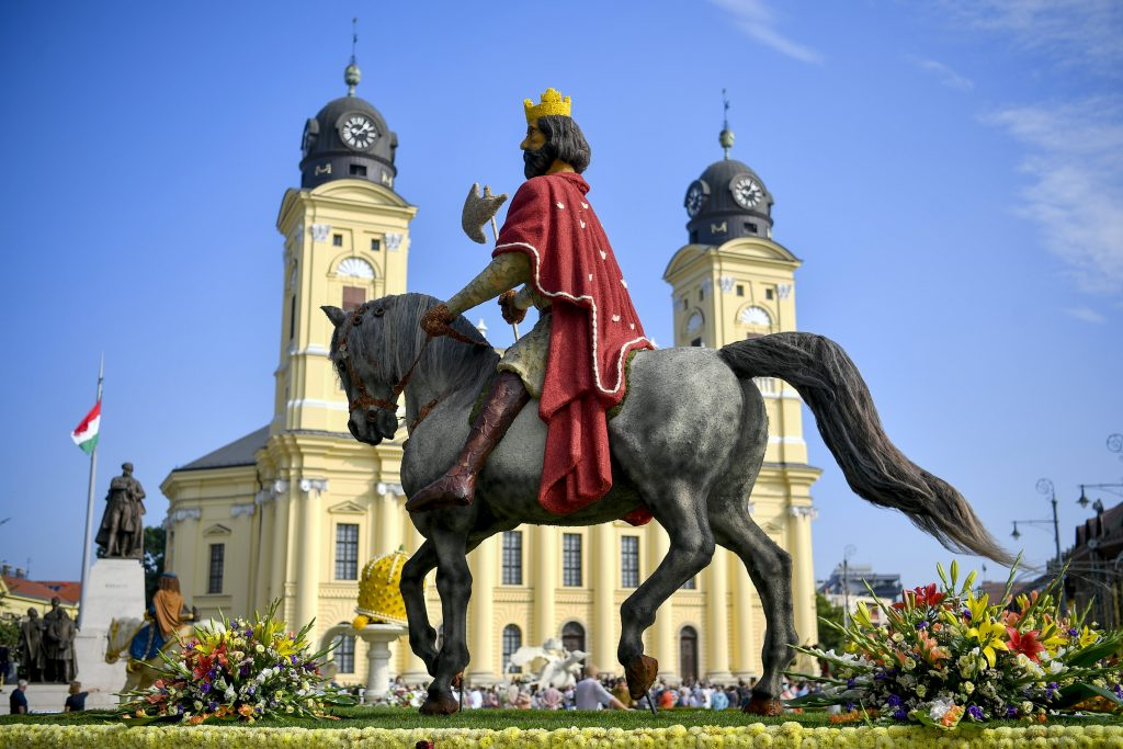Debrecen Flower Carnival Held Without Traditional Flower Parade post's picture