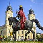 Debrecen Flower Carnival Held Without Traditional Flower Parade